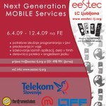 Next Generation Mobile Services