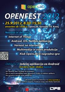OpenFest (Dan odprtih vrat v OpenLabu)